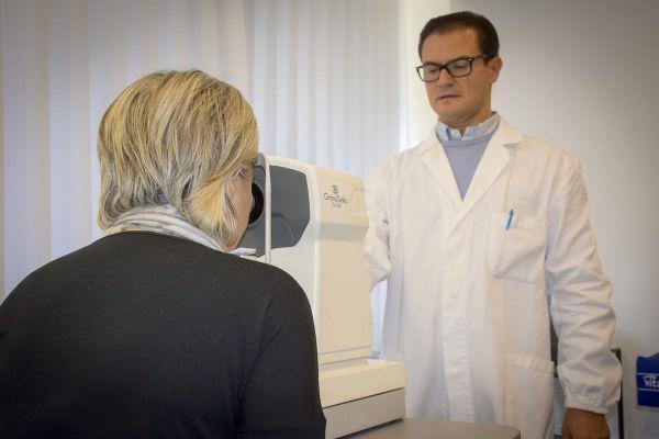 iridotomia laser